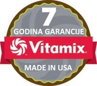 Vitamix garancija 7 godina